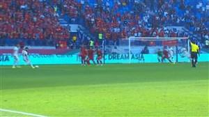 کاشته دیدنی بها عبدالرحمن ؛ گل اول اردن به ویتنام