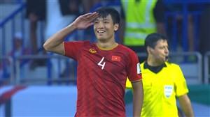 پنالتی های بازی اردن - ویتنام