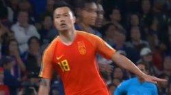 گل دوم چین به تایلند ( ژائو لین)