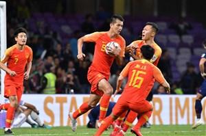 اردوی کرونایی تیم چین با 2 بازی دوستانه