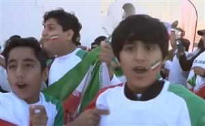 به امید موفقیت ایران مقابل عمان