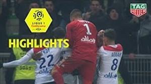 خلاصه بازی و گلهای هفته بیست ویکم لوشامپیونه 19-2018