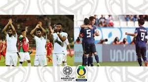 پیش بازی ژاپن - عربستان