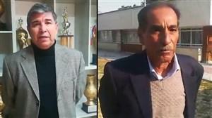 نظر هادی نراقی و عزیزی در مورد تیم ملی