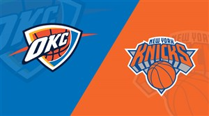 خلاصه بسکتبال اوکلاهاما سیتی - نیویورک نیکس