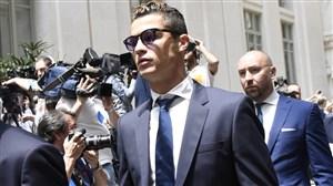 رونالدو به تخلف مالیاتی اعتراف کرد