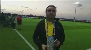 گزارش اختصاصی ورزش سه از تمرین تیم ملی ایران