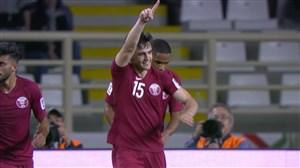 گل اول قطر به عراق (بسام الراوی)