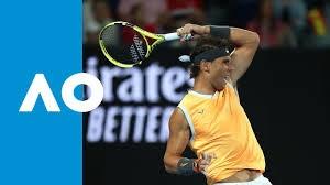 خلاصه تنیس رافائل نادال - فرانسیس تیافوی (تنیس آزاد استرالیا 2019)