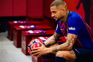 پرینس بواتنگ لیاقت بازی در بارسلونا را دارد