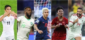 گلهای برتر دور گروهی جام ملتهای آسیا 2019