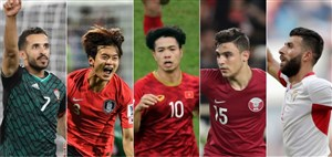 کاندیدای برترین گل مرحله 1/8 جام ملتهای آسیا 2019