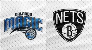 خلاصه بسکتبال بروکلین نتس - اورلاندو مجیک
