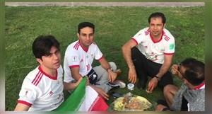 از فسا تا دبی، هواداران ایرانی در راه استادیوم
