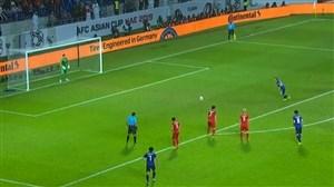 گل اول ژاپن به ویتنام (ریتسو دوان-پنالتی)