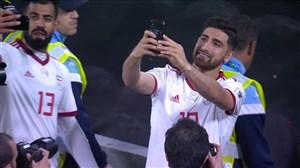 اشکها و لبخندها ؛ ایران - چین