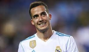 گل اول رئال مادرید به خیرونا (واسکز)
