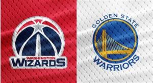 خلاصهبسکتبال واشنگتون ویزاردز - گلدن استیت