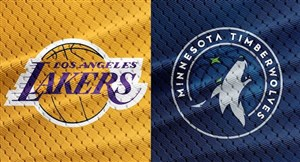 خلاصه بسکتبال لس آنجلس لیکرز - مینه سوتا
