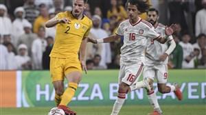 حمایت بازیکنان استرالیا از عامل حذف تیم