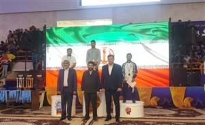 قهرمانی ایران در کشتی فرنگی جام تختی