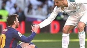 لحظات احساسی فوتبال؛ رفاقت در دنیای رقابت