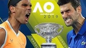خلاصه تنیس نواک جوکوویچ - رافائل نادال (فینال تنیس آزاد استرالیا 2019)