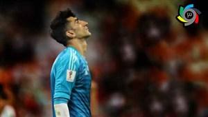 علیرضا بیرانوند; مرد شماره یک تیم ملی ایران
