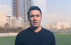 پیام جواد نکونام برای تیم ملی پیش از دیدار با ژاپن