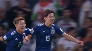 گل اول ژاپن به ایران (اوساکو)