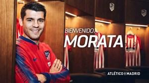 اولین مصاحبه آلوارو موراتا پس از انتقال به اتلتیکومادرید