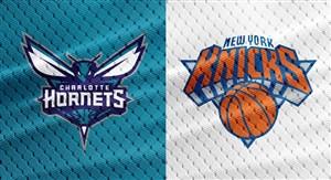 خلاصه بسکتبال نیویورک نیکس - شارلوت هورنتس