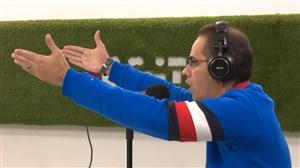 پشت صحنه گزارش عباس قانع روی گل اول ژاپن