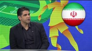 تحلیل بازی ایران - ژاپن با پیروز قربانی