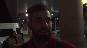 اختصاصی ورزش سه؛ صحبتهای بازیکنان پس از بازگشت از امارات