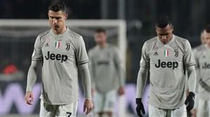 تشدید نگرانیها از ضعف یوونتوس در لیگ قهرمانان اروپا