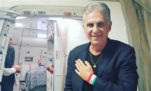 آخرین صحبتهای کیروش هنگام ترک ایران