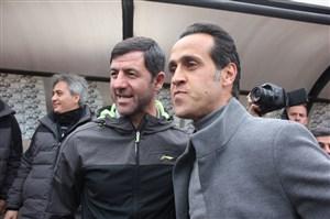 علی کریمی و آغاز نیم فصل بقا (عکس)