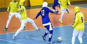 لیگ برتر فوتسال بانوان بازهم 14 تیمی شد