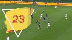 23 پاس قطری ها پیش از گل دوم به ژاپن