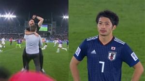اشکها و لبخندها؛ ژاپن-قطر