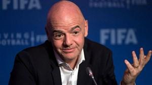 صحبتهای رئیس فیفا درباره 48تیمی شدن جامجهانی