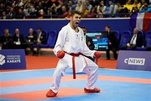 طلای پورشیب و نقره عسگری در کاراته وان پرتغال