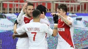 پنج گل برتر موناکو در فصل 19-2018