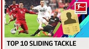برترین تکلزنهای بوندسلیگا از نگاه بازی FIFA 19