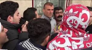 سلفی هواداران در سالروز تولد سیدجلال حسینی