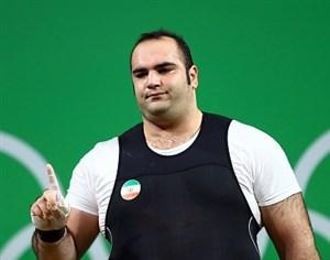 اظهارات بهداد سلیمی درباره بازنشستگیاش از وزنهبرداری