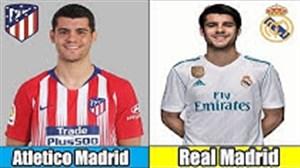 بازیکنانی با سابقه بازی در هردو تیم مادرید