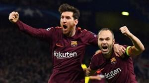 برترین گلهای بارسلونا در کوپا دل ری 19-2018