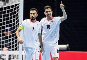 اخبار کوتاه؛ صعود تیم ملی فوتسال ایران به رده سوم جهان